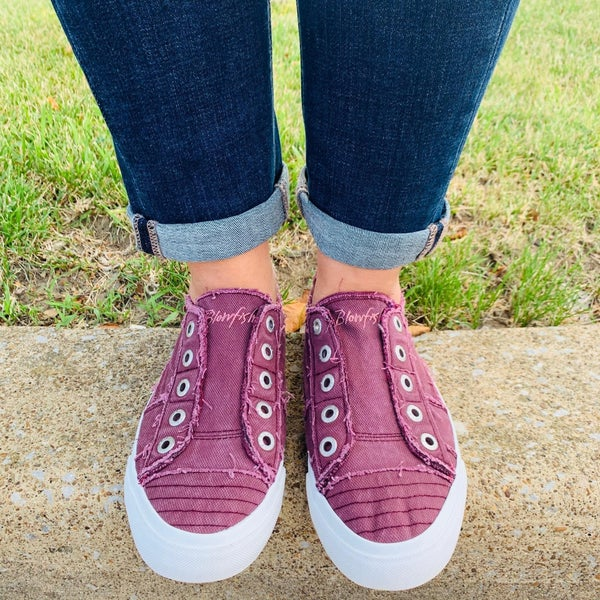Blowfish Plum It In To Fall Slip On Sneakers