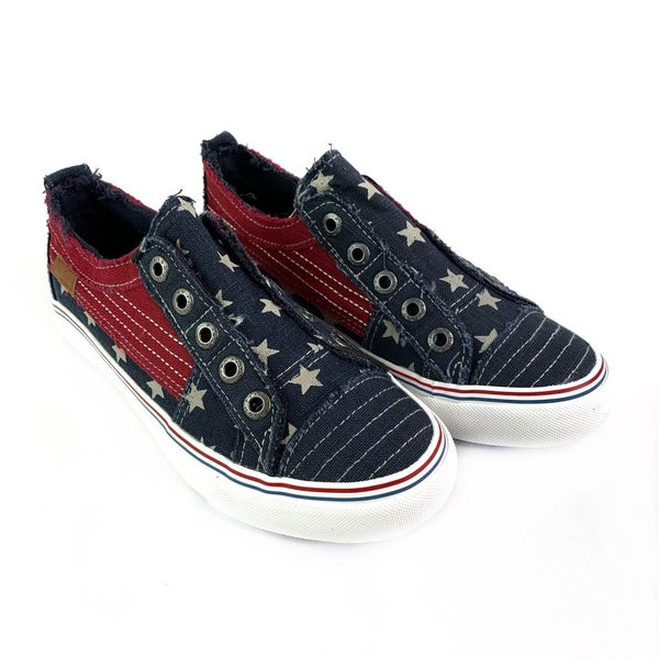 Blowfish Americana Slip On Sneakers
