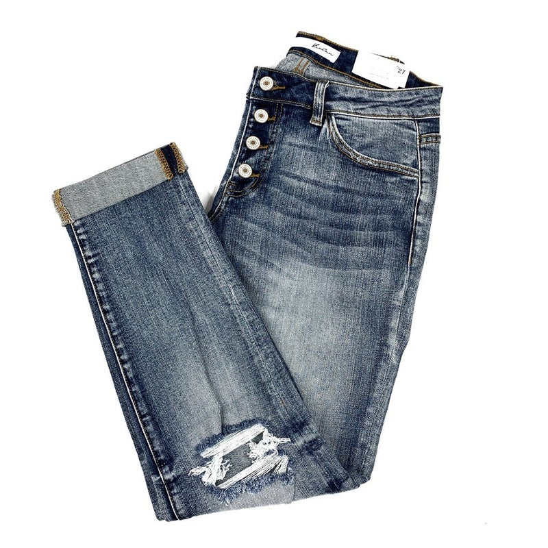 Plus/Reg Kan Can Best Selling Looking Fly Jeans