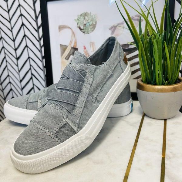Blowfish Gracefully Grey Sneakers