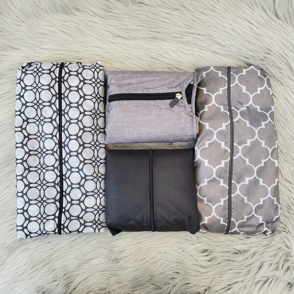 Reuseable Garment Travel Organizer- 4 Colors!