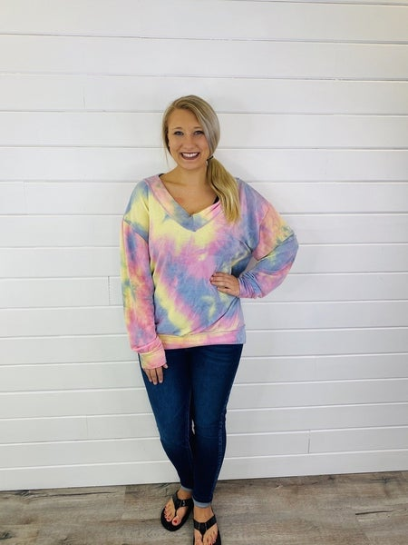 Kiss Of Fate Long Sleeve Top