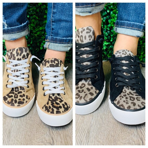 Very G Into The Jungle Sneakers- 2 Colors!