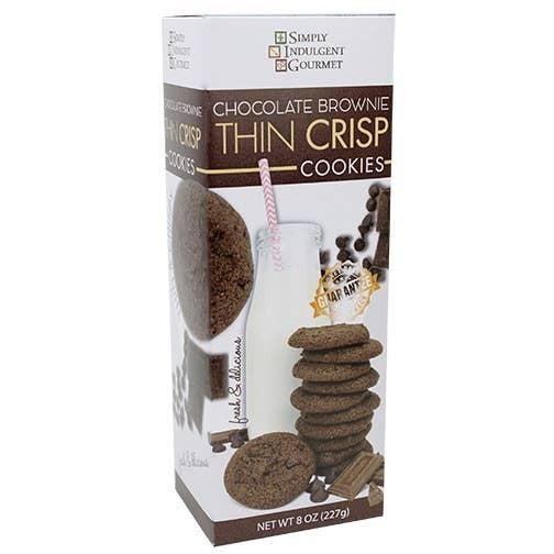 Thin Crisp Cookies-- 3 Flavors!