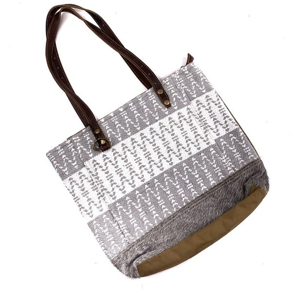 Myra Bag Weave n Nap Tote Bag