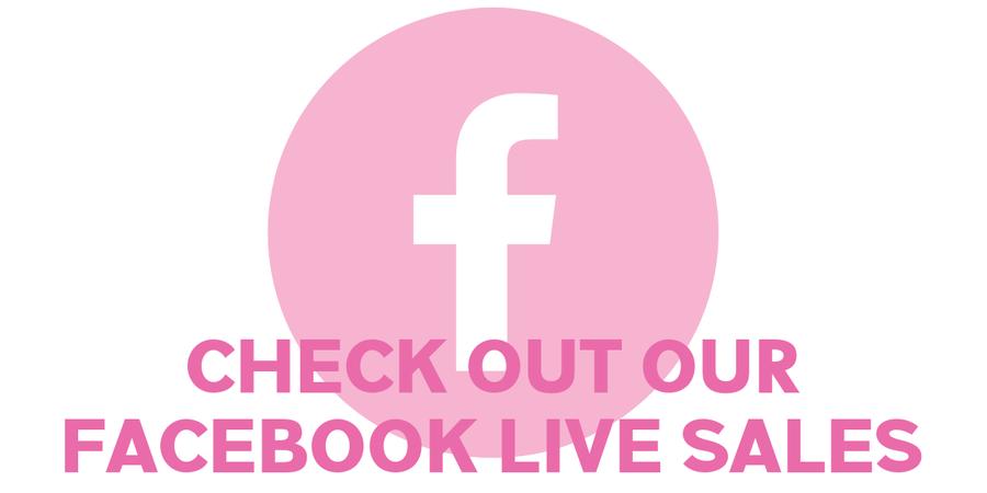 FB Live Sales