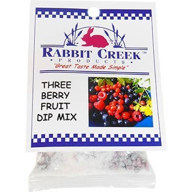 Fruit Dip Mix- 4 Flavors!