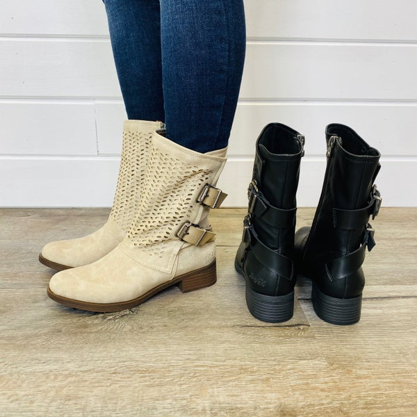 Blowfish Lean On Me Boots- 2 Colors!