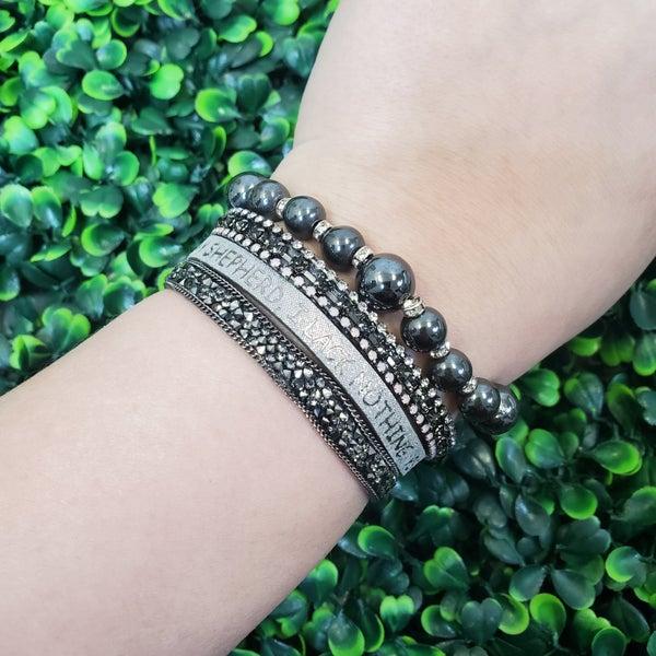 I Am With You Always Bracelet