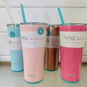 Solid 22oz Insulated Tumblers