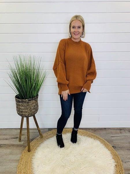 DOORBUSTER Stay Cozy Sweater- 3 Colors!