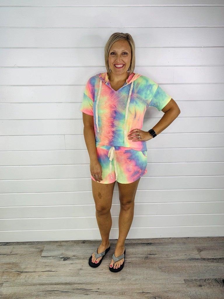 Chasing Rainbows Shorts