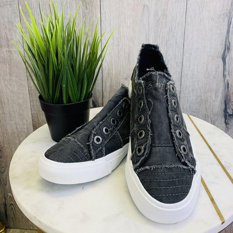 Blowfish Black Like My Soul Sneakers