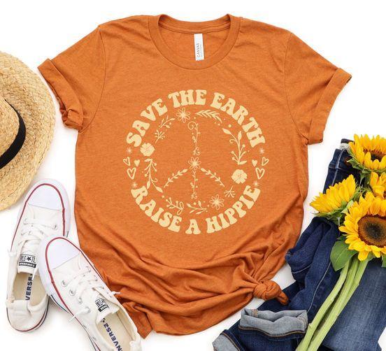 PREORDER Plus/Reg Save the Earth, Raise a Hippie