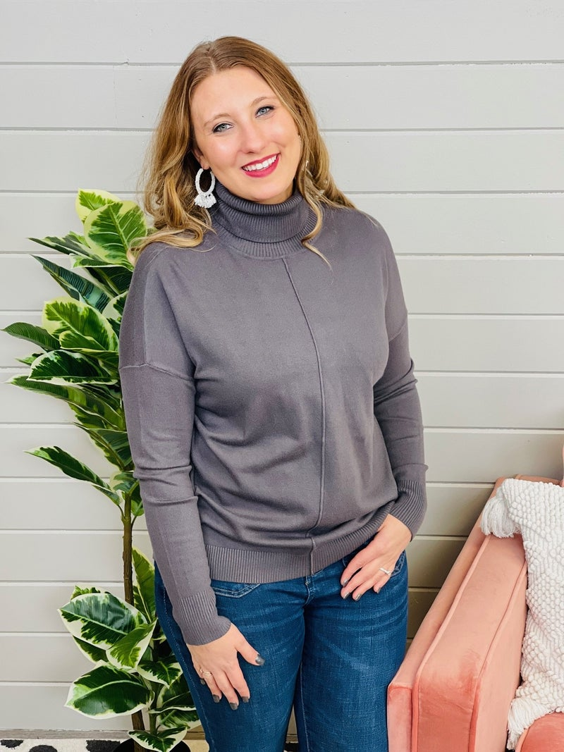 DOORBUSTER Oh So Dreamy Sweater- 5 Colors!