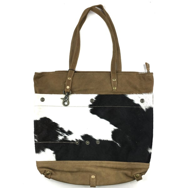 Myra Bag Chic Leather Harion Bag