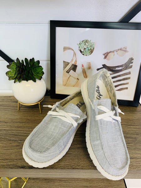 RESTOCK! Very G Light Grey Sneakers