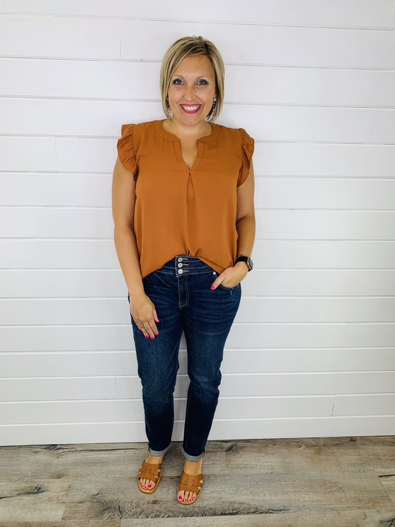 KanCan Stay Awhile Relaxed Fit Jeans