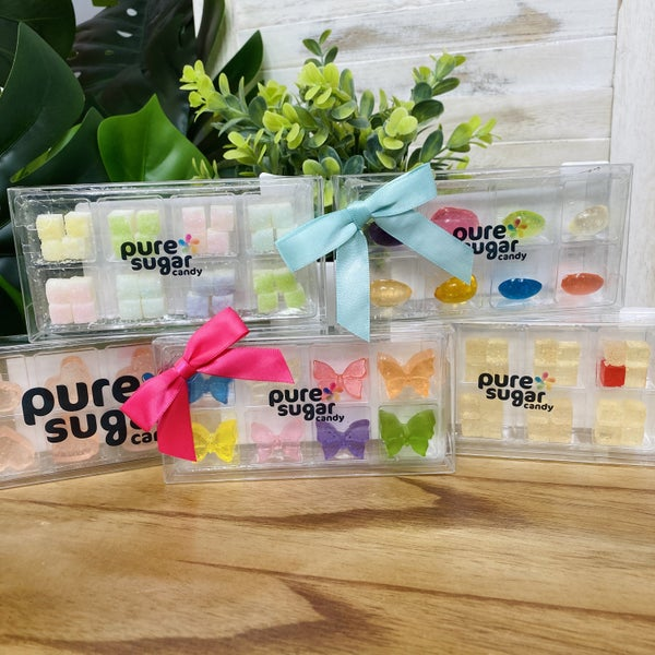 Pure Sugar Candy- 5  Flavors!