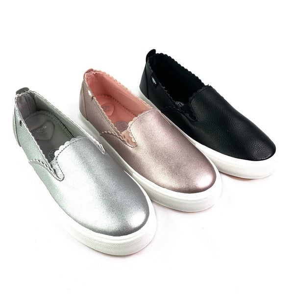 Rocket Dog Metallic Slip On Sneaker--3 Colors