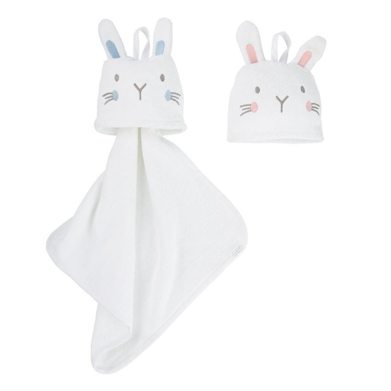 Bunny Wash Mitt *Final Sale*
