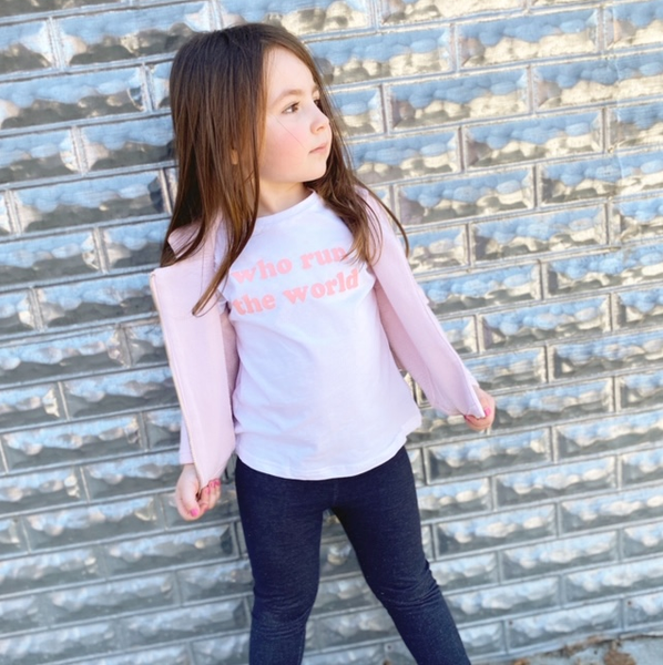Run the World Toddler T-Shirt