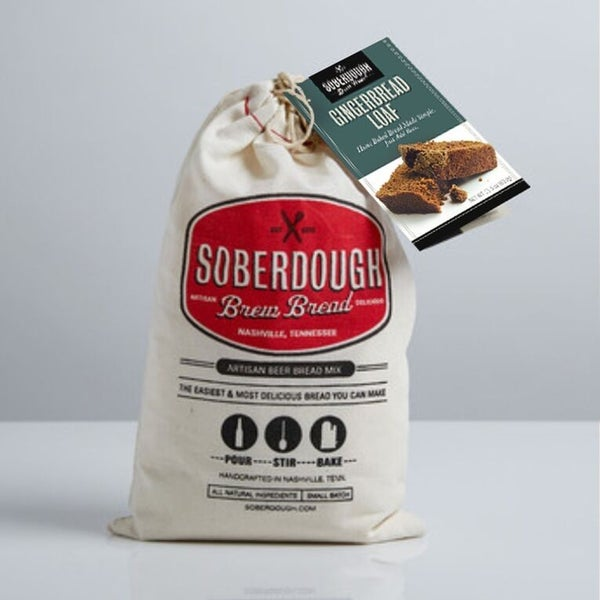 Soberdough Gingerbread