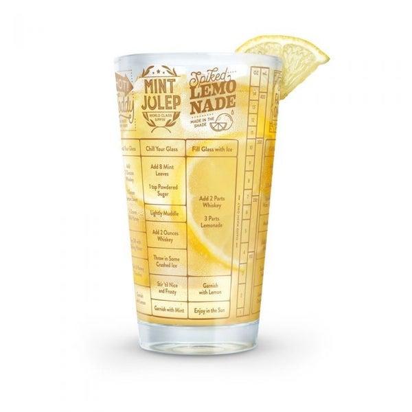 Good Measure Recipe Glass Whiskey