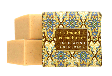 Almond Cocoa Butter Soap & Lotion Set *Final Sale*