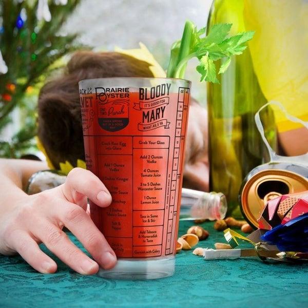Good Measure Glass Hangover