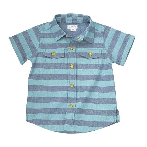 Striped Resort Shirt *Final Sale*