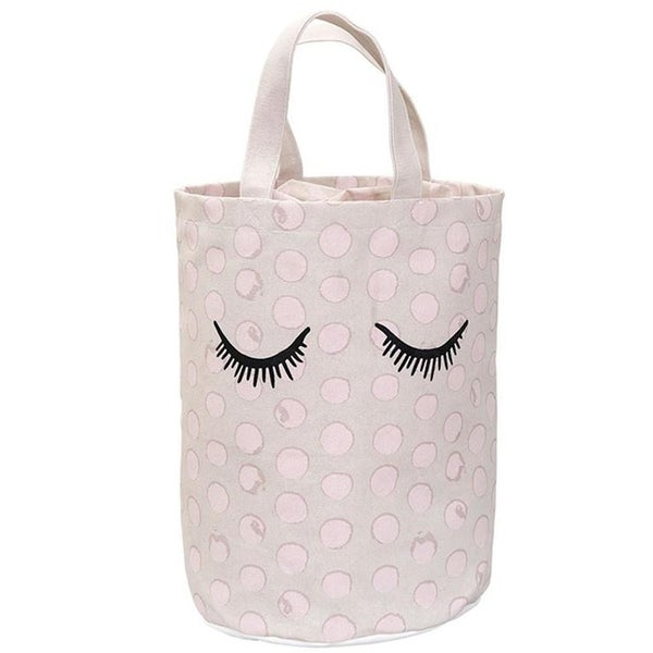 Canvas Eyelash Storage Bag