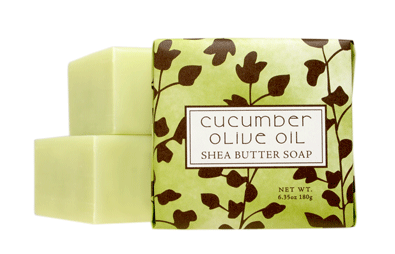 Cucumber Olive Oil Soap & Lotion Set *Final Sale*