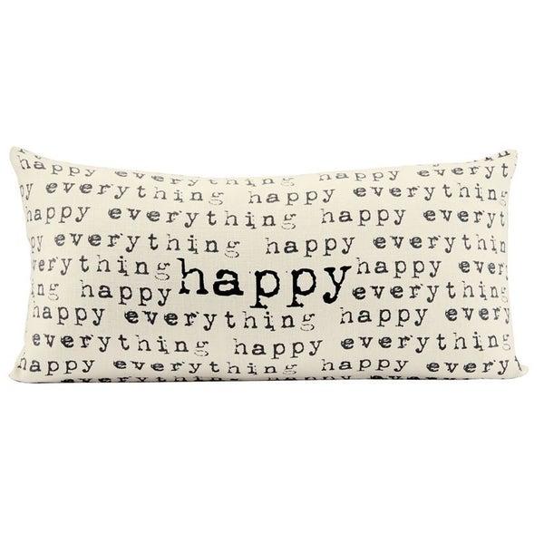 Happy Repeat Pillow