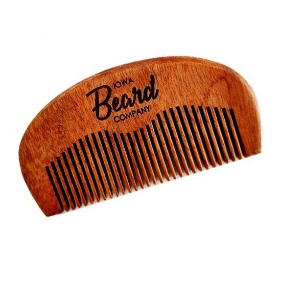 Iowa Beard Company Beard Comb
