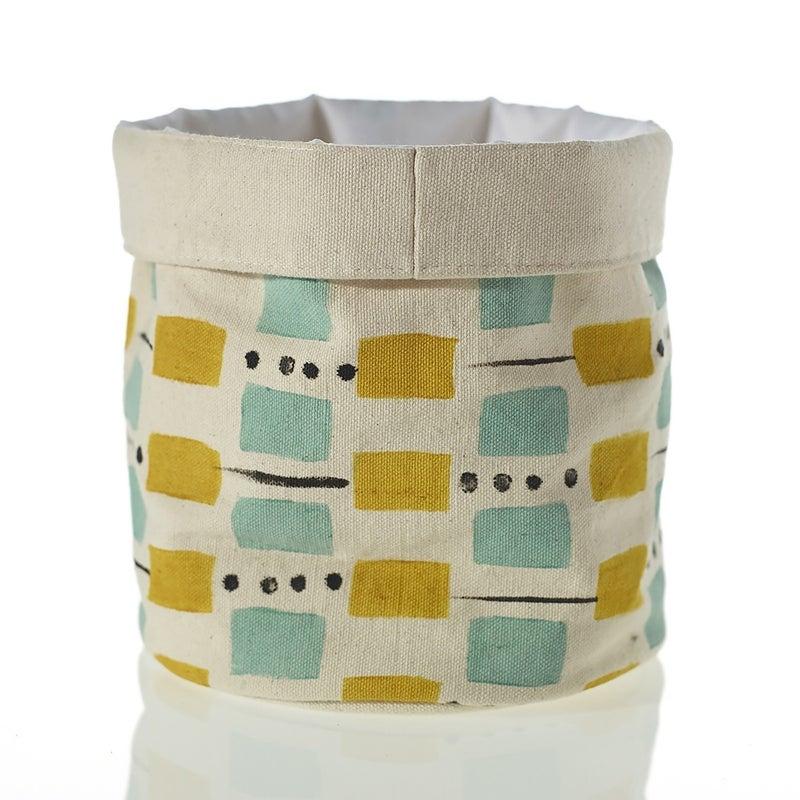 Textile Pot Squares