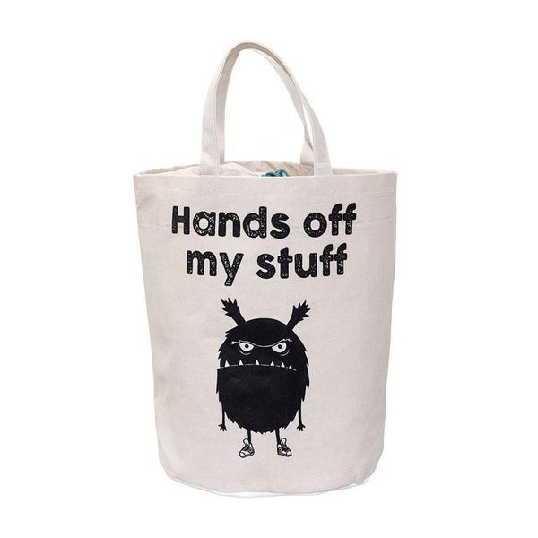 Canvas Hands Off Storage Bag
