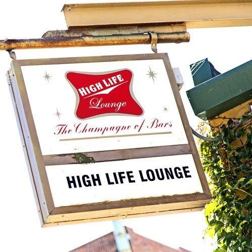 High Life Lounge Coaster