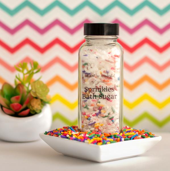 Sprinkles Bath Sugar