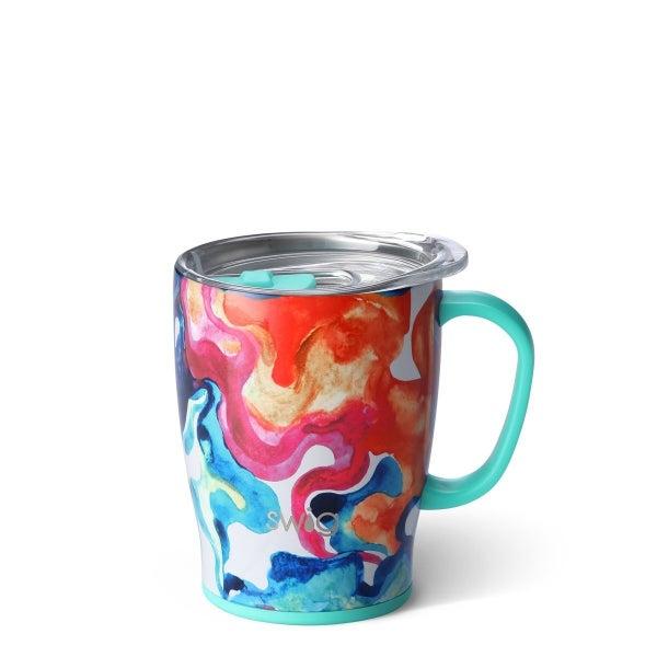 Swig 18oz Mug Color Swirl