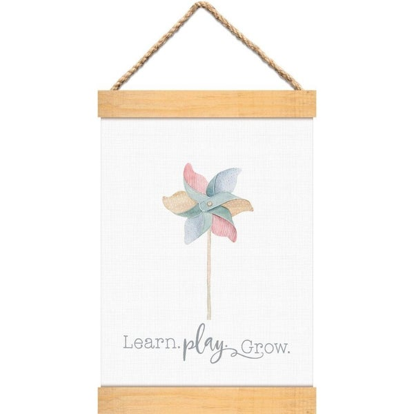 Learn Play Grow Sign