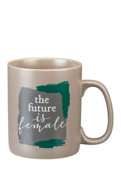 The Future is Female Mug 20 oz *Final Sale*