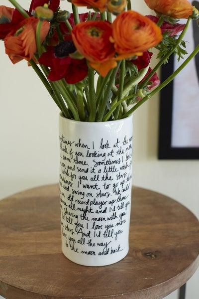 Love Letter Vase