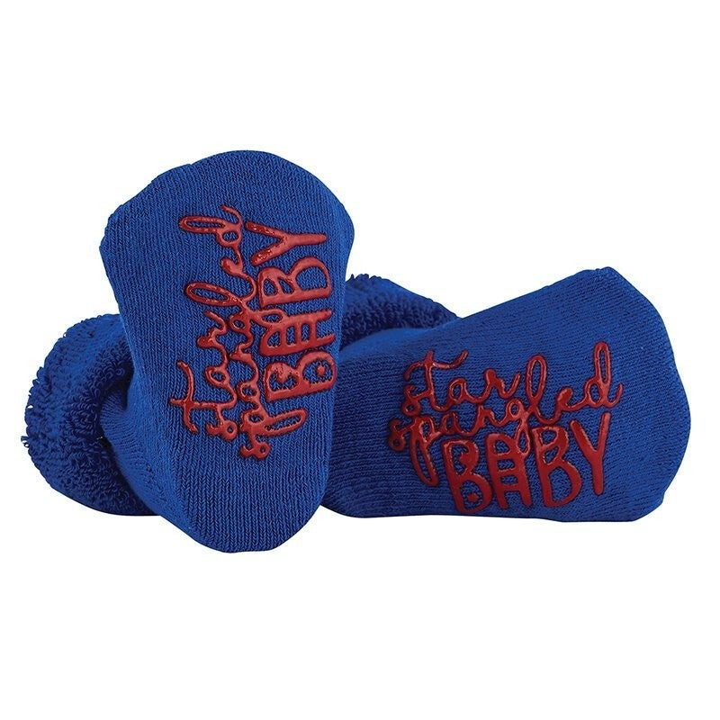 Socks - Star Spangled Baby *Final Sale*