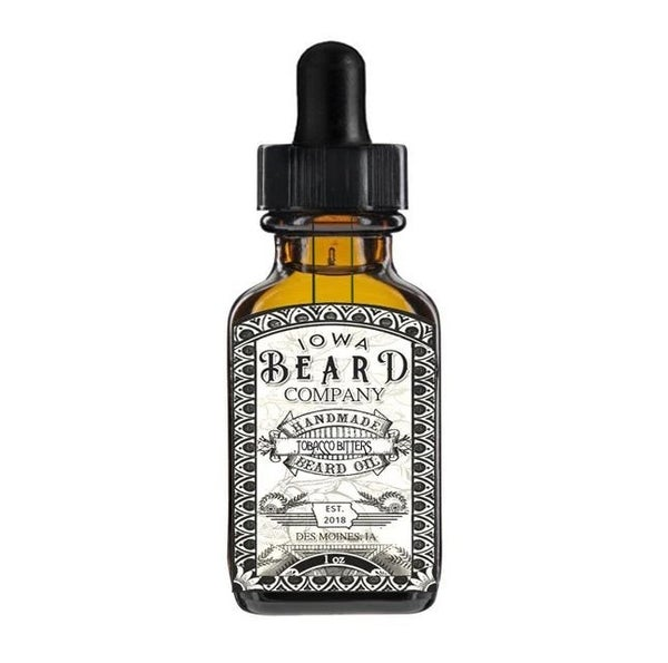 Iowa Beard Company Beard Oil