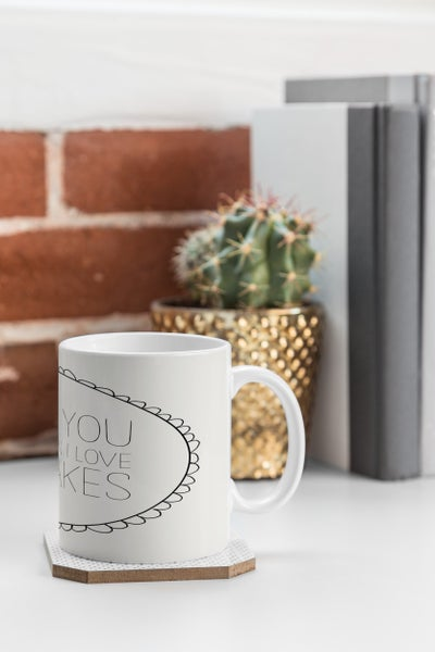I Love You More Than Cupcakes Mug *Final Sale*
