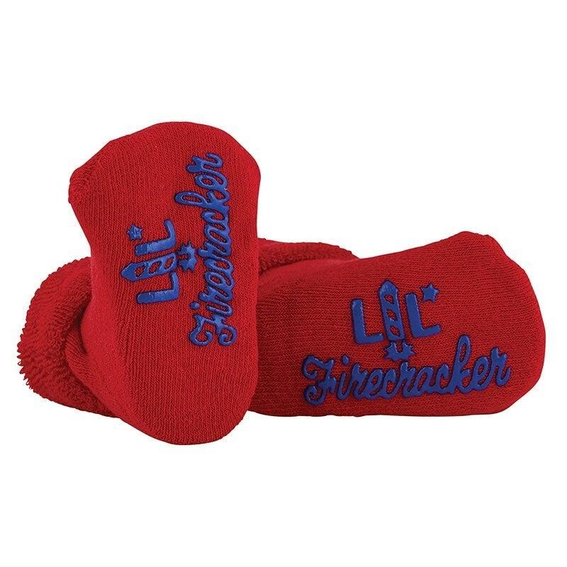 Socks - Lil Firecracker *Final Sale*
