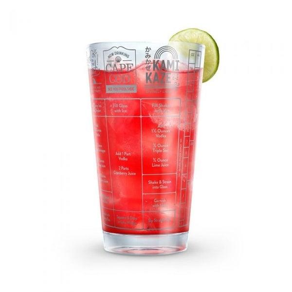 Good Measure Glass Vodka