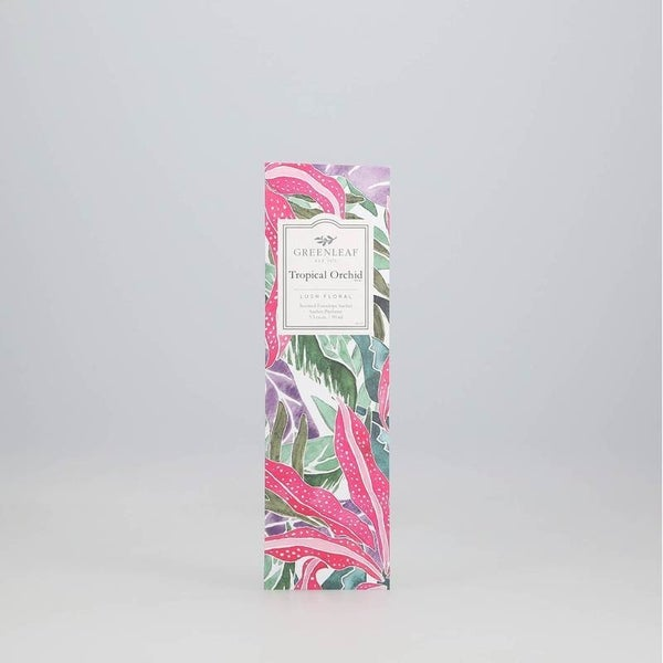 Tropical Orchid Slim Sachet
