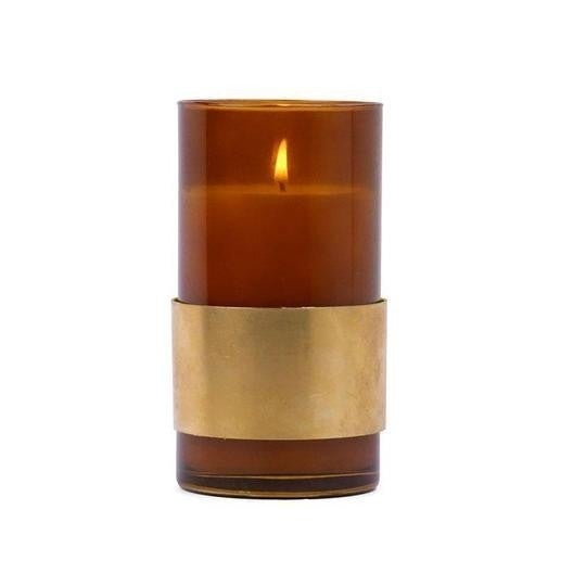 Dwell Candle - Tobacco Patchouli 15 oz *Final Sale*